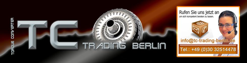Drehmomentwandler Spezialist -Getriebeteile Shop für Drehmomentwandler Wandler-Logo